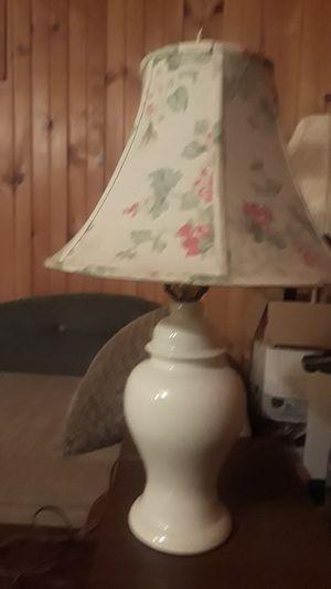 Table lamp, ceramic for Sale in Metuchen, NJ
