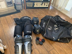Hockey gear for Sale in Moreno Valley, CA
