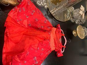 Disney park dress -Elena for Sale in West Covina, CA