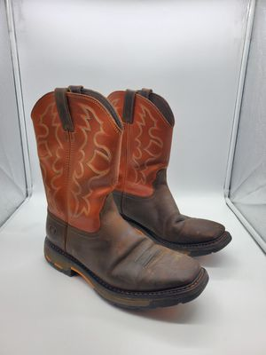 Men's Ariat Work Boots Size 12 for Sale in Pico Rivera, CA
