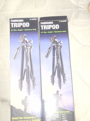 PANORAMA TRIPODS (15$ EACH) for Sale in Sacramento, CA