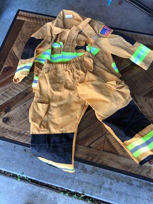 Fireman Kids Costume for Sale in Bonita, CA