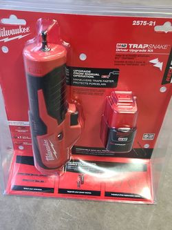 Milwaukee M12 Drain Snake Driver for Sale in Marysville,  WA