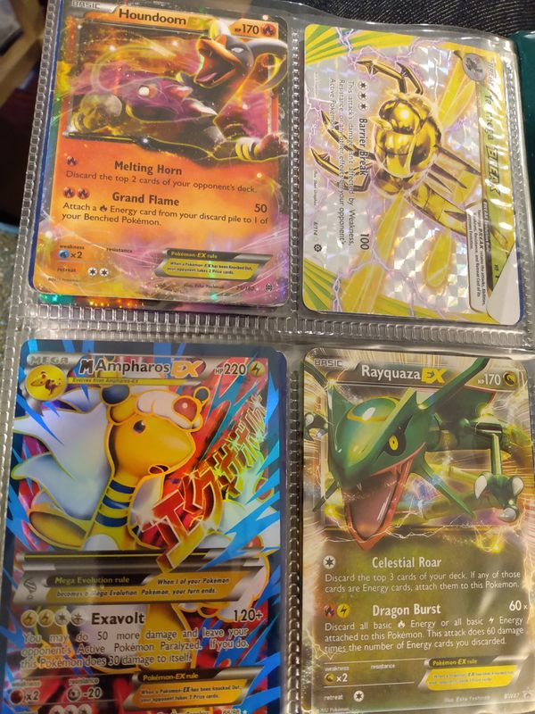 Pokemon rares and promo collection more pics available
