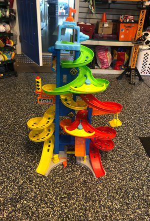 Fisher Price Little People Race Track Toy for Sale in Tampa, FL