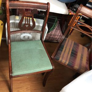 2 Antique Chairs for Sale in Modesto, CA
