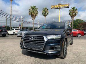 2017 Audi Q7 for Sale in San Antonio, TX