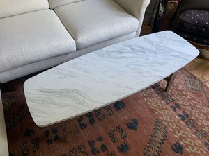 Marble coffee table for Sale in Washington, DC
