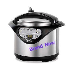 Multi Cooker Pressure Kitchen Olla de Presión Olla Reina Eléctrica Multiuso Oster 4801 for Sale in Miami, FL