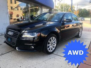 2010 Audi A4 for Sale in Garfield, NJ