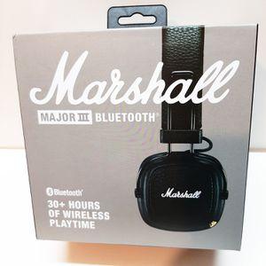 Marshall Major III Bluetooth Headphones for Sale in Biddeford, ME