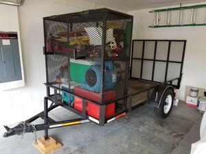 Landscape and utility trailer for Sale in Orlando, FL