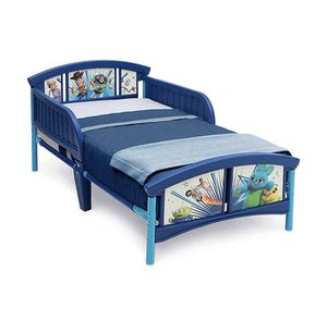 Delta Disney Toy Story Kid Toddler Child Twin Bed + Mattress for Sale in Garland, TX