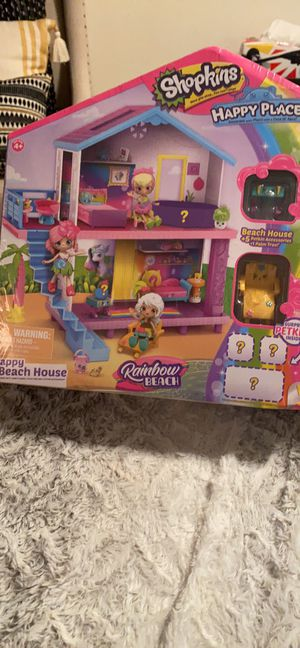 New Shopkins happy beach house for Sale in Minneapolis, MN