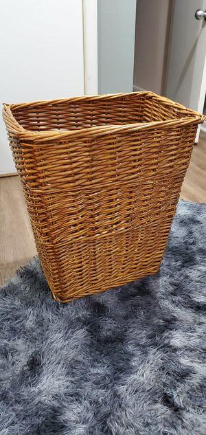 Laundry basket for Sale in Cliffside Park, NJ