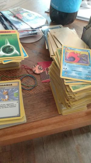 Pokemon cards original for Sale in Cleveland, OH