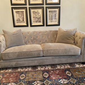 Martha Stewart Staybridge Collection Sofa Grey for Sale in Camas, WA