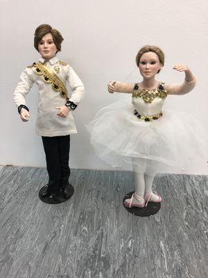 Hand-Made Ballerina Dolls for Sale in Pasadena, CA
