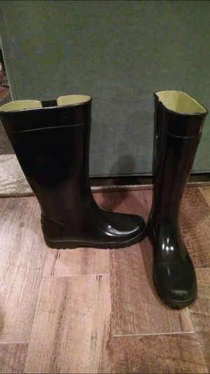 Sperry Top-Sider. Woman's size 8. Waterproof Rubber Boots for Sale in Palatine, IL