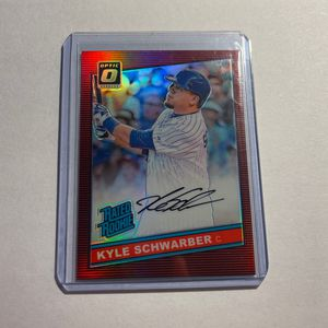 Kyle Schwarber Rookie Auto 1/5!!! for Sale in Ceres, CA