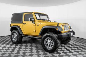 2014 Jeep Wrangler for Sale in Lynnwood, WA