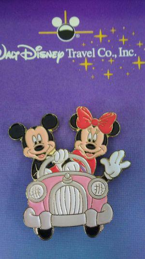 Mickey & Minni Disney pin for Sale in Oak Lawn, IL