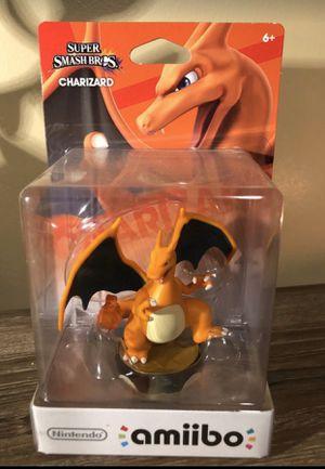 Nintendo Charizard Amiibo Unopened. for Sale in Randleman, NC