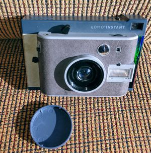 Instax mini lomo instant camera works good no issues for Sale in Hialeah, FL