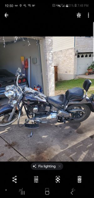 95 harley davidson heritage softtail for Sale in Jollyville, TX