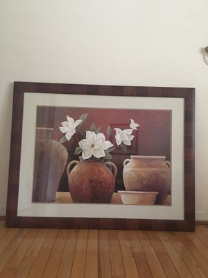Wall decor/framed art for Sale in Gaithersburg, MD