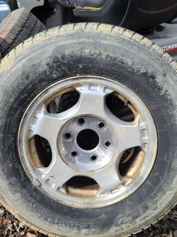 Chevy 6 Lug Wheels for Sale in Silver Spring,  MD