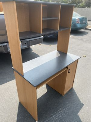 Desk with Bookshelves for Sale in Norco, CA