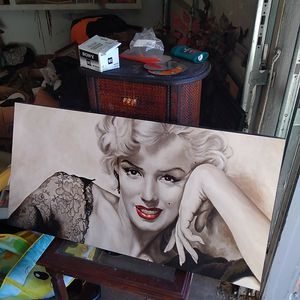 Marilyn Monroe painting for Sale in Oklahoma City, OK