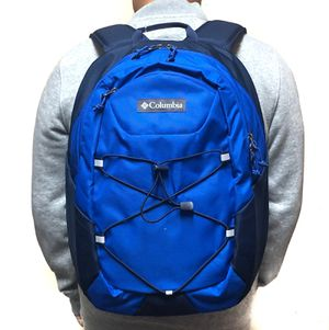 Brand NEW! Columbia Blue Travel Backpack For Everyday Use/Traveling/Hiking/Biking/Camping/Fishing/Sports/Gym/School/Work/Gifts for Sale in Torrance, CA