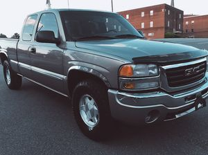 2003 GMC Sierra 1500 SLE 4WD Extended Cab SB for Sale in Denver, CO