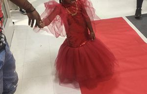 Prom dress toddler for Sale in Washington, DC