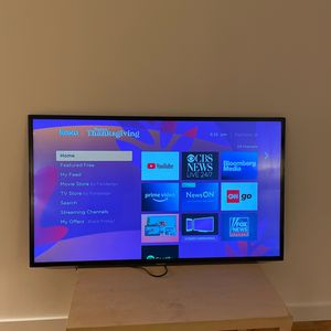 Samsung 55 Inch LCD TV for Sale in Jersey City, NJ
