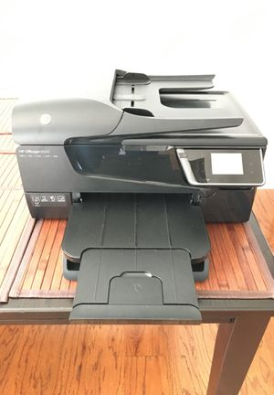 HP Office Jet 6600 for Sale in Fox Lake, IL