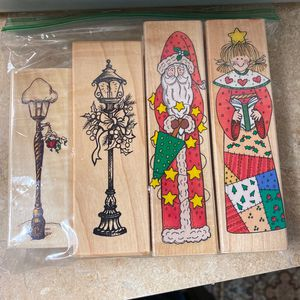 Holiday Rubber Stamps for Sale in Hesperia, CA