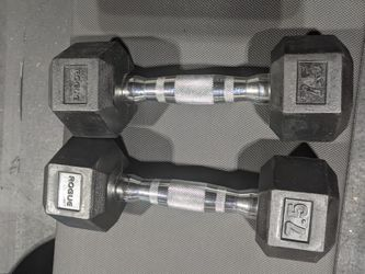 Rogue Fitness 7.5 lb Pair Dumbells for Sale in Fort Washington,  MD