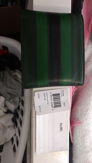 Coach wallet for Sale in Mountlake Terrace, WA