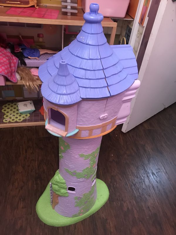 Rapunzel tower/ torre de rapunzel