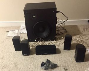 Surround Sound Speakers - for sale or trade for Sale in McLean, VA