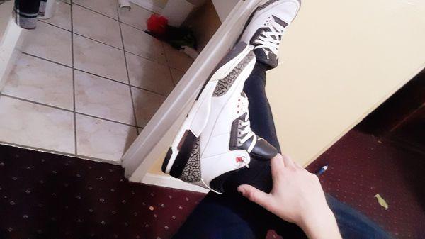 Jordans size 11