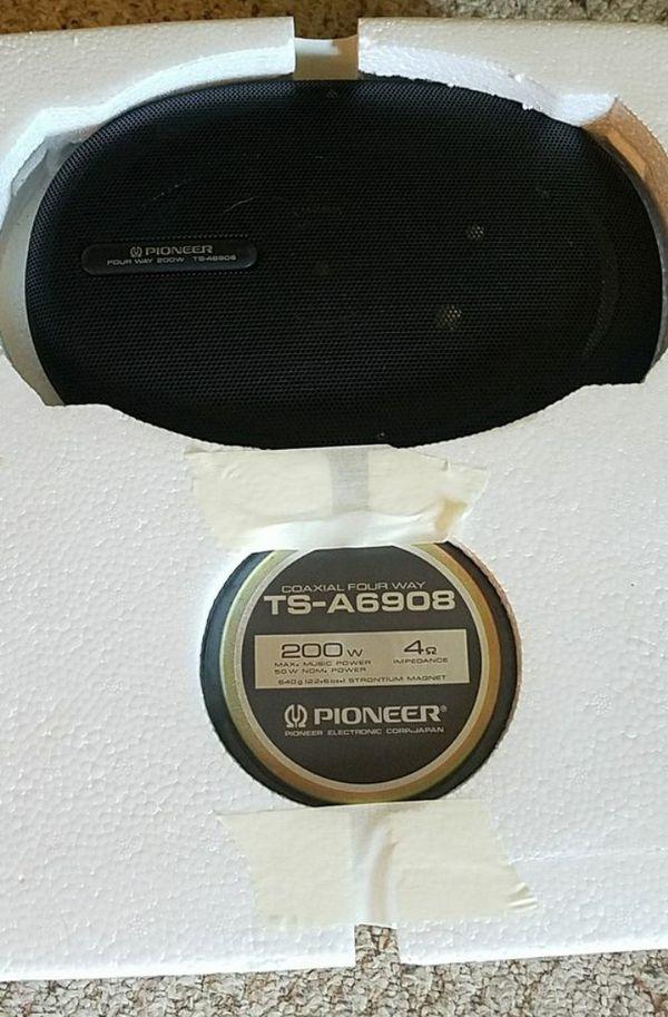 Pioneer TS-A6908