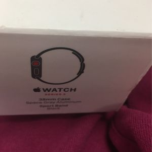 Apple Watch Series 3 38 Mm GPS LTE for Sale in Houston, TX