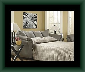 Sleeper sofa pull out bed for Sale in Crofton, MD