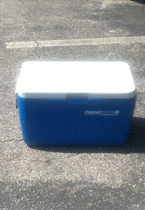 Coleman cooler for Sale in Webster Groves, MO