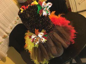 Turkey costume/ photo prop for Sale in Visalia, CA