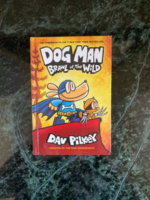 Dog Man Brawl of the Wild Book for Sale in Boca Raton, FL